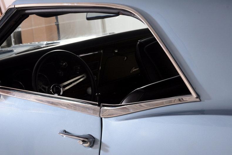 1968 Chevrolet Camaro Image 91