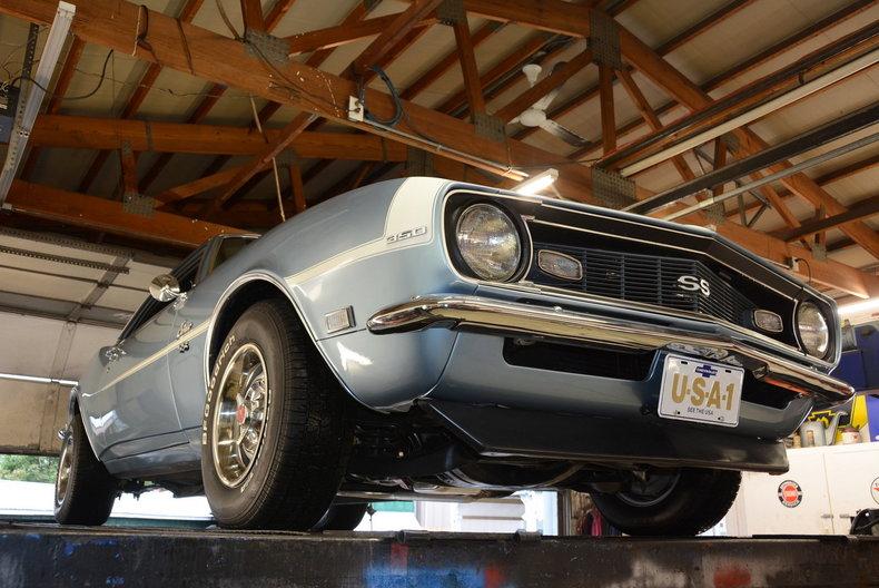 1968 Chevrolet Camaro Image 96