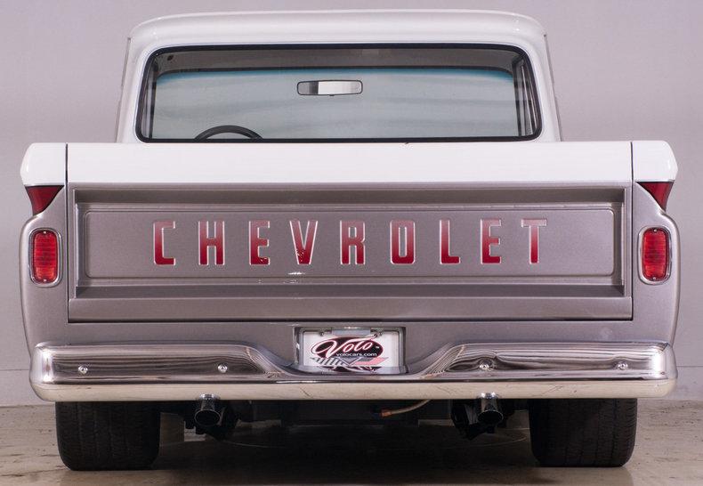 1966 Chevrolet C10 Image 5