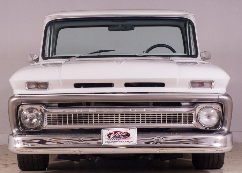 1966 Chevrolet C10 Image 34