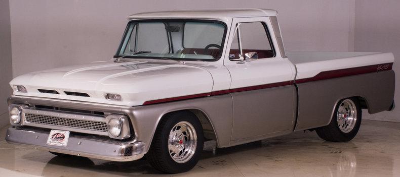 1966 Chevrolet C10 Image 56