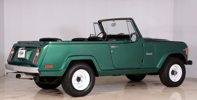1972 Jeep Commando Image 3