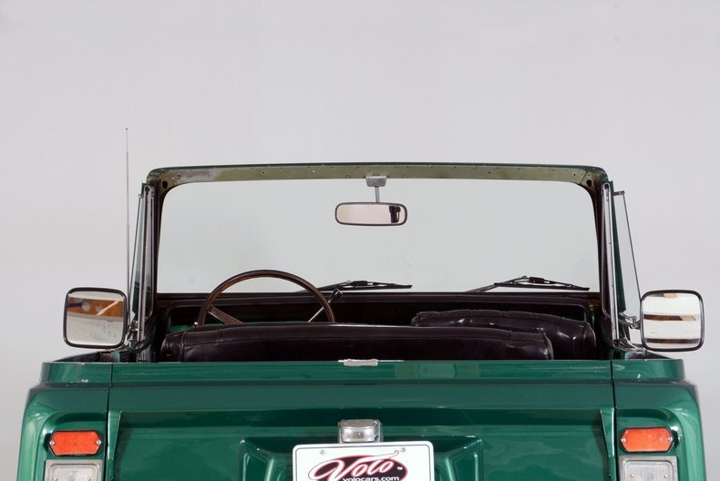 1972 Jeep Commando Image 5