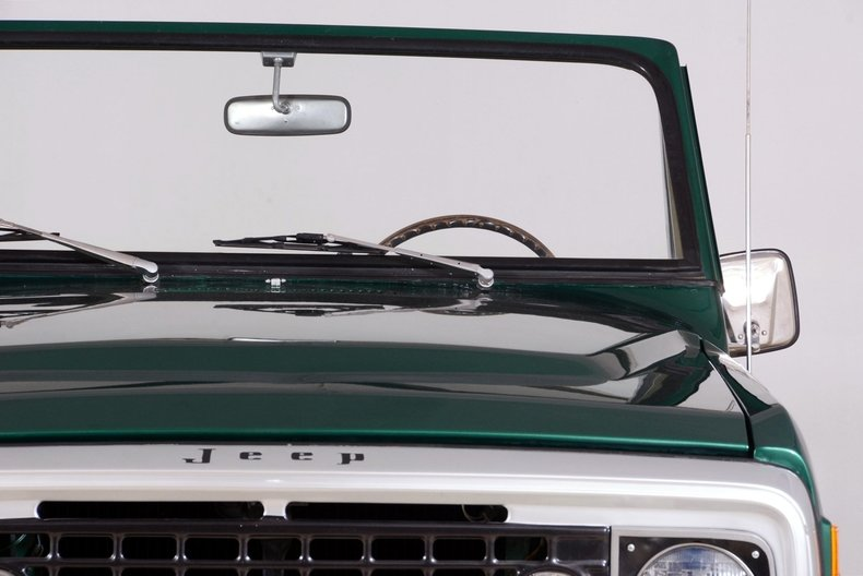 1972 Jeep Commando Image 7