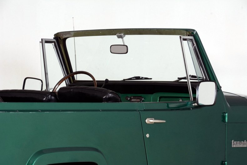 1972 Jeep Commando Image 22