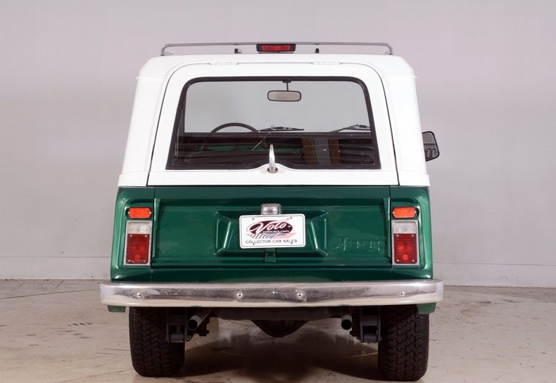 1972 Jeep Commando Image 25