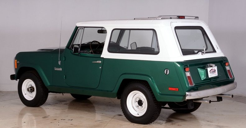 1972 Jeep Commando Image 33