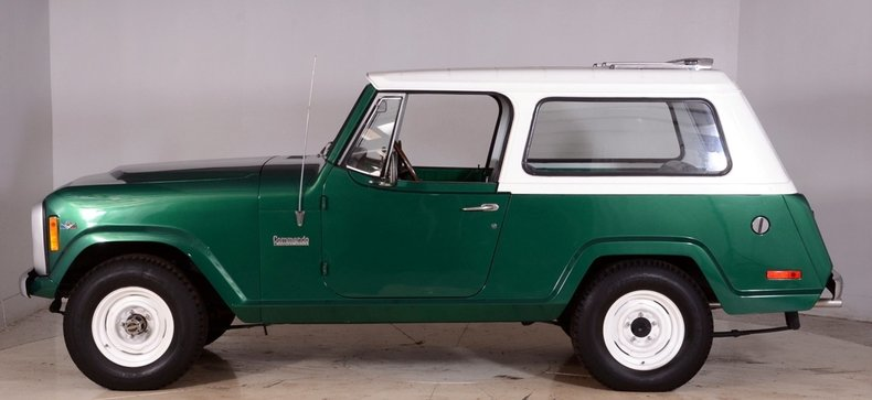 1972 Jeep Commando Image 41