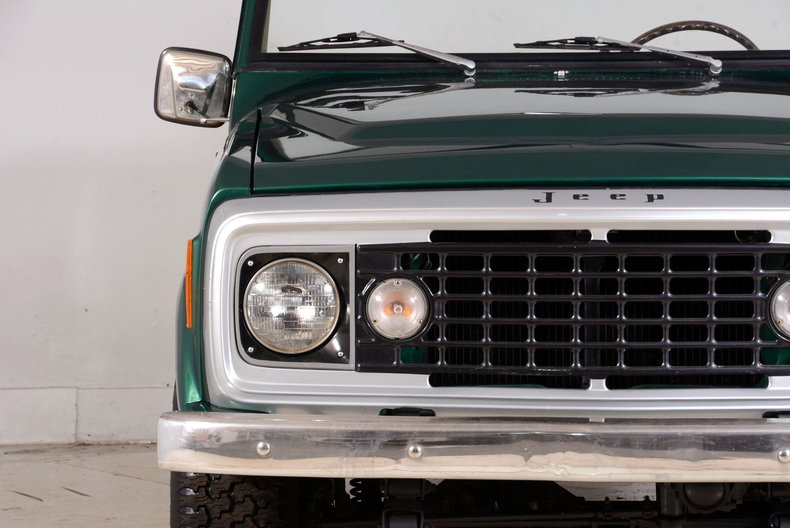 1972 Jeep Commando Image 44