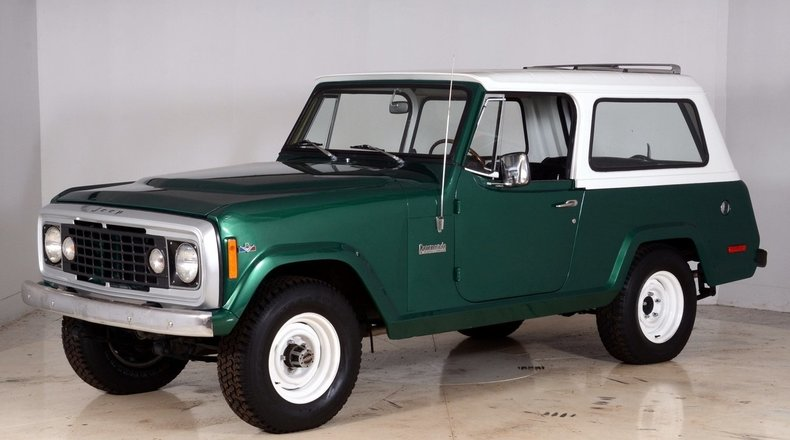 1972 Jeep Commando Image 49