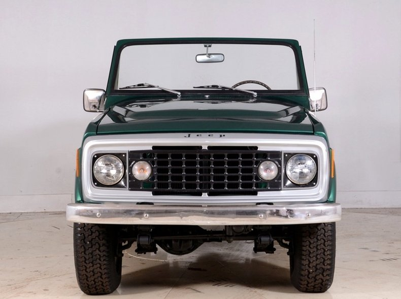1972 Jeep Commando Image 57