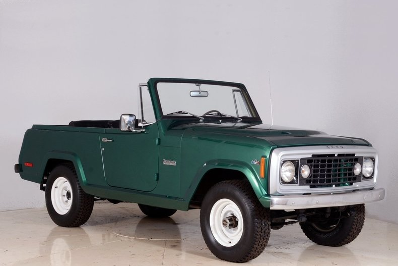 1972 Jeep Commando Image 69