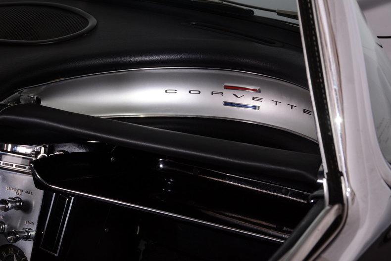1962 Chevrolet Corvette Image 44