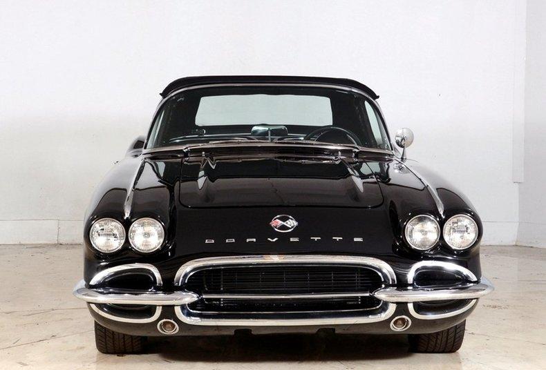 1962 Chevrolet Corvette Image 56