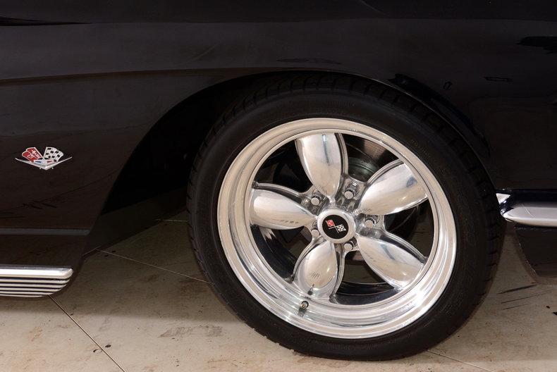 1962 Chevrolet Corvette Image 67