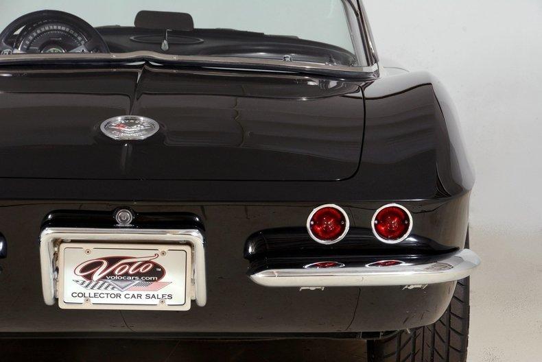 1962 Chevrolet Corvette Image 84