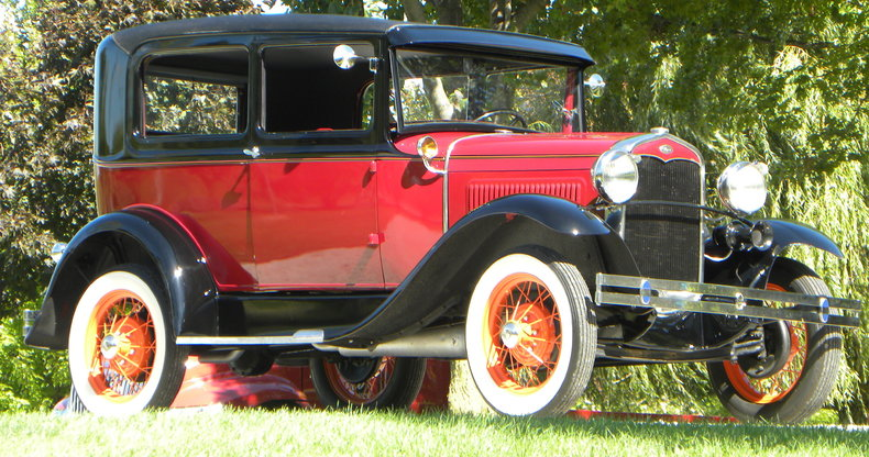 1931 Ford Model A Image 6