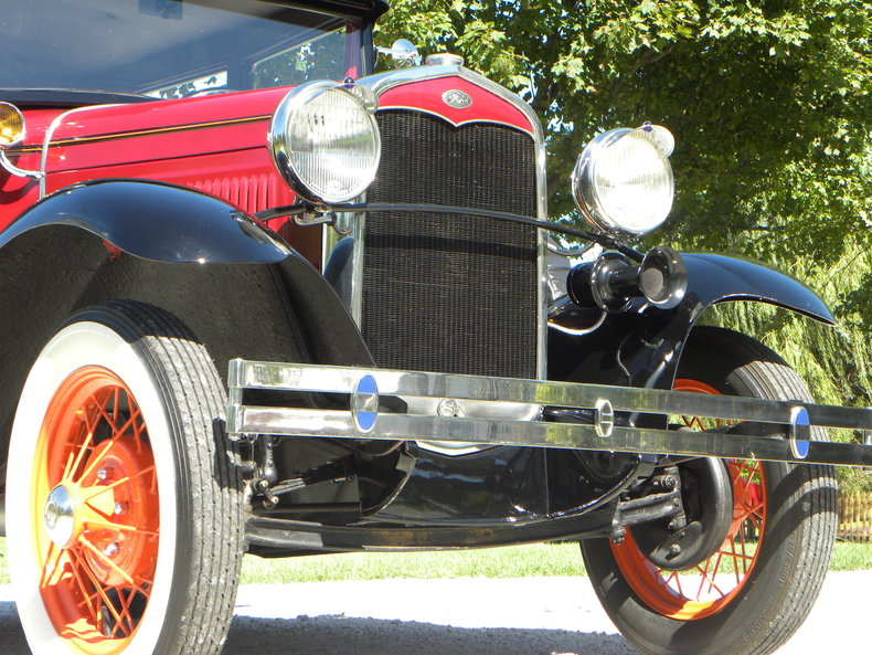 1931 Ford Model A Image 12