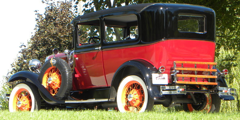 1931 Ford Model A Image 31