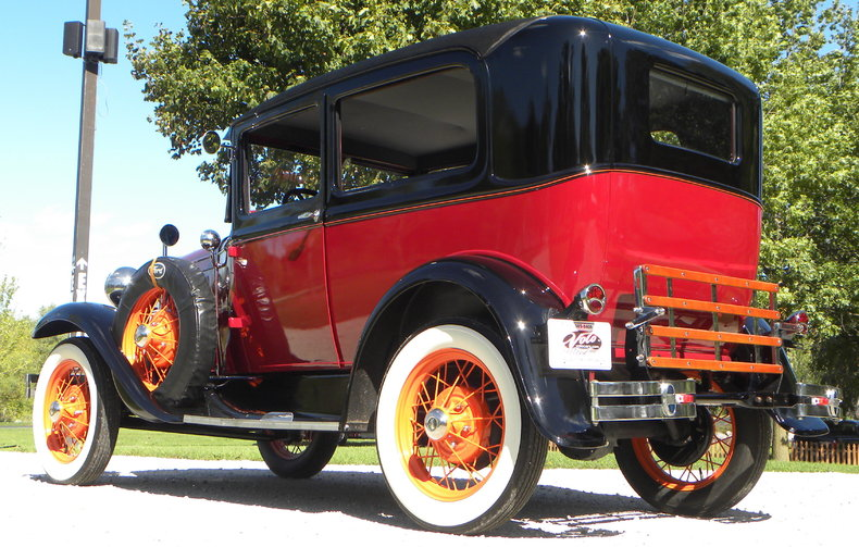 1931 Ford Model A Image 35