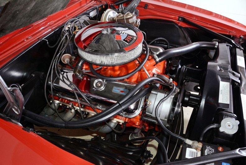 1968 Chevrolet Camaro Image 10