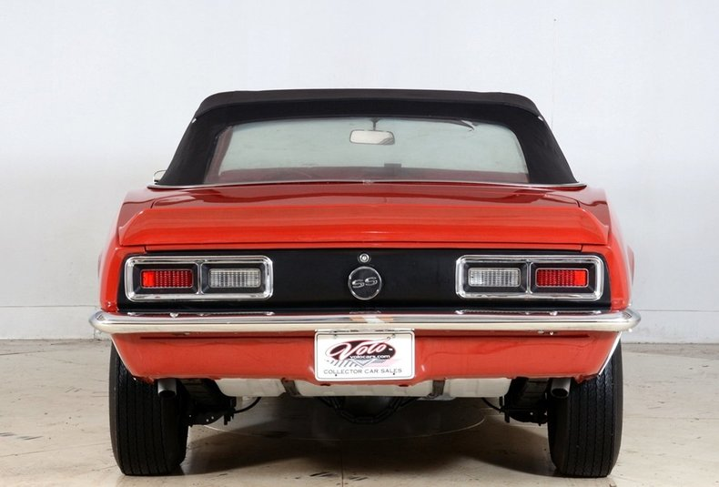 1968 Chevrolet Camaro Image 25