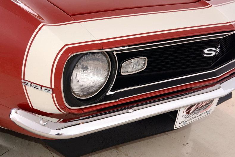 1968 Chevrolet Camaro Image 28