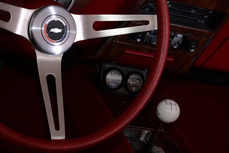 1968 Chevrolet Camaro Image 55