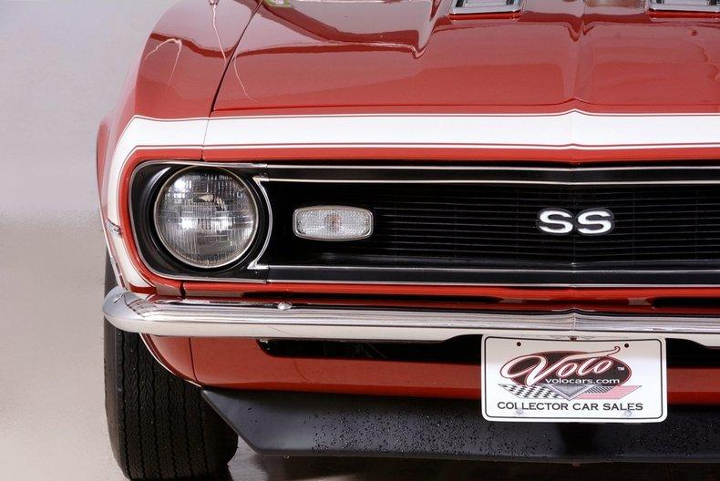 1968 Chevrolet Camaro Image 63