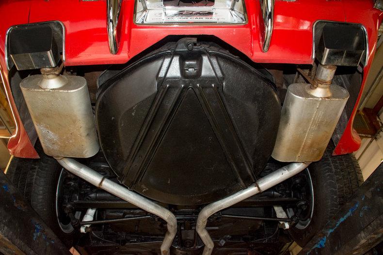 1972 Chevrolet Corvette Image 19