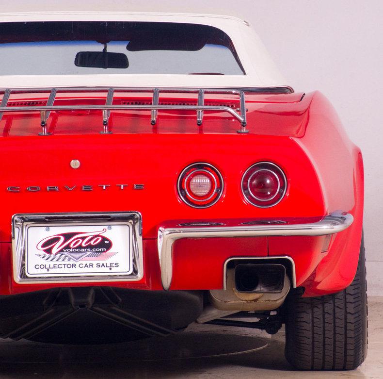 1972 Chevrolet Corvette Image 40
