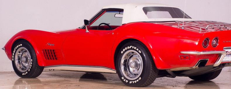 1972 Chevrolet Corvette Image 31