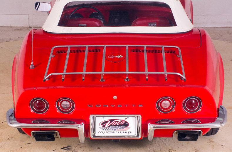 1972 Chevrolet Corvette Image 5