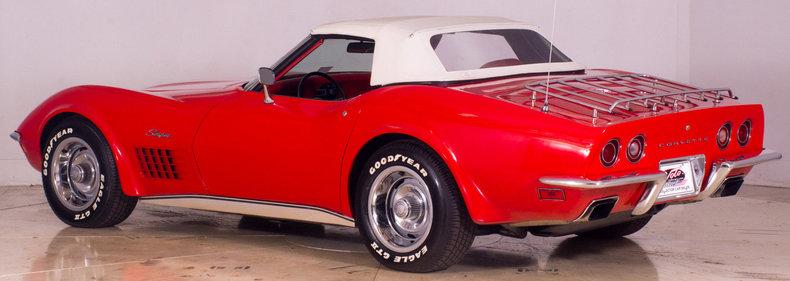 1972 Chevrolet Corvette Image 23