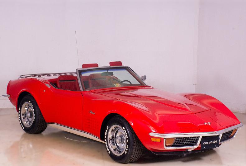 1972 Chevrolet Corvette Image 63