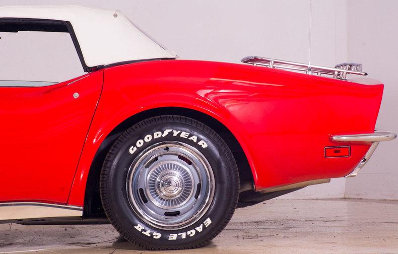 1972 Chevrolet Corvette Image 25