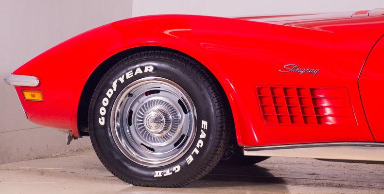 1972 Chevrolet Corvette Image 48
