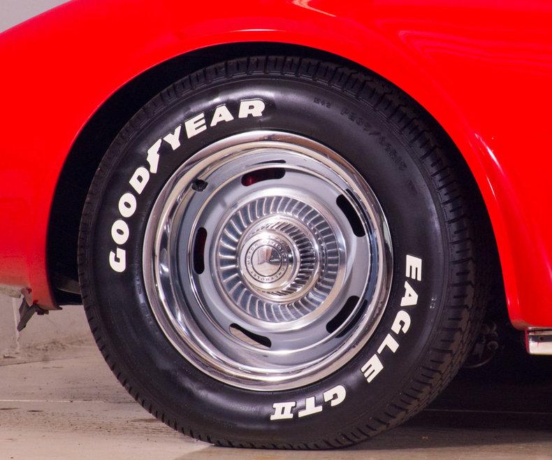 1972 Chevrolet Corvette Image 53
