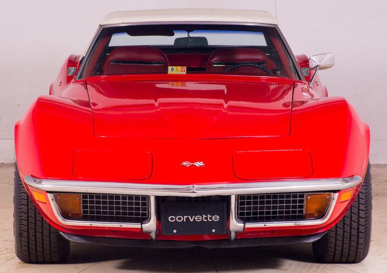1972 Chevrolet Corvette Image 20