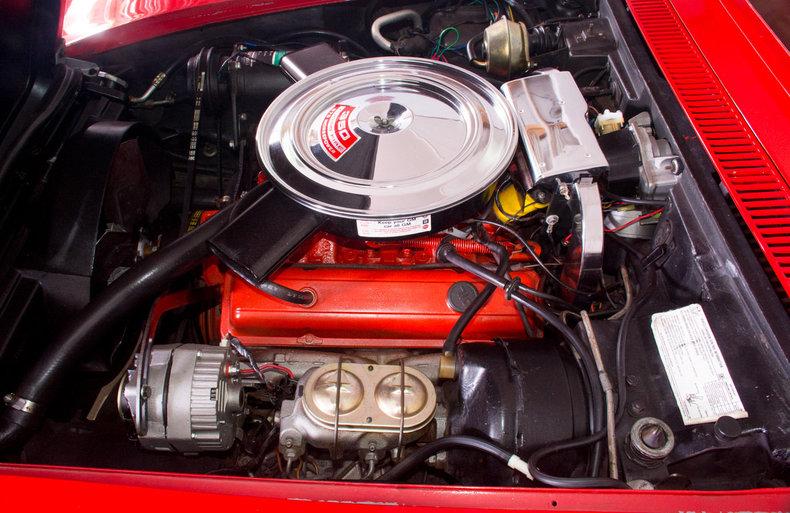 1972 Chevrolet Corvette Image 46