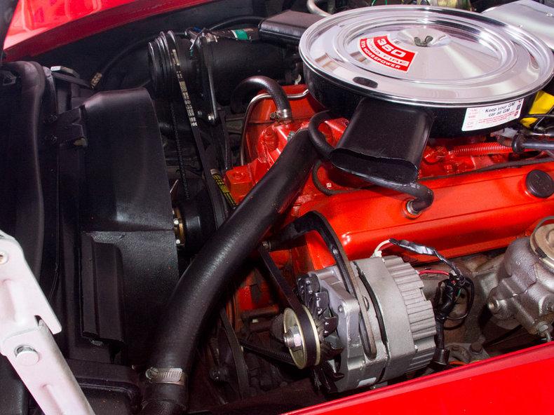 1972 Chevrolet Corvette Image 33