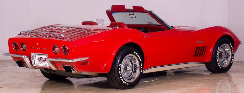 1972 Chevrolet Corvette Image 52