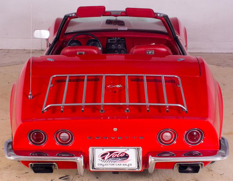 1972 Chevrolet Corvette Image 26