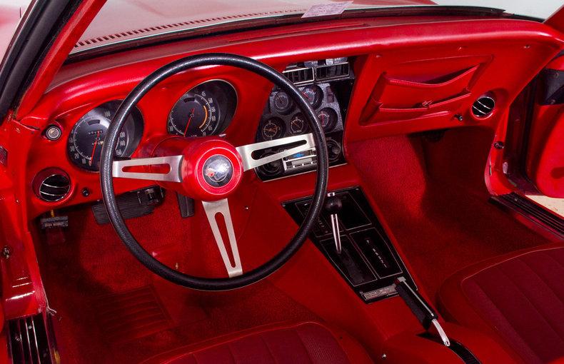 1972 Chevrolet Corvette Image 2