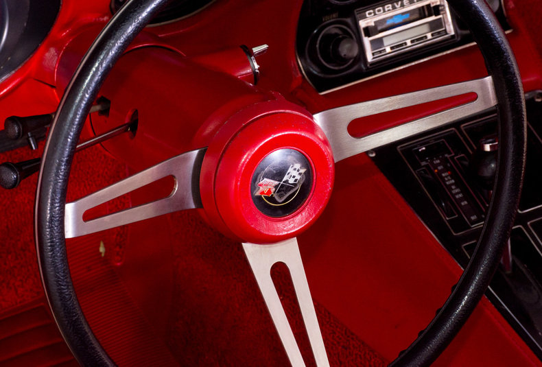 1972 Chevrolet Corvette Image 29