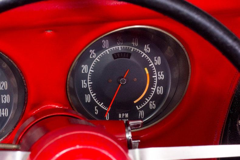 1972 Chevrolet Corvette Image 39