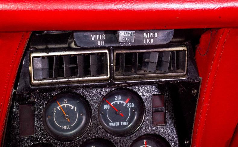 1972 Chevrolet Corvette Image 32