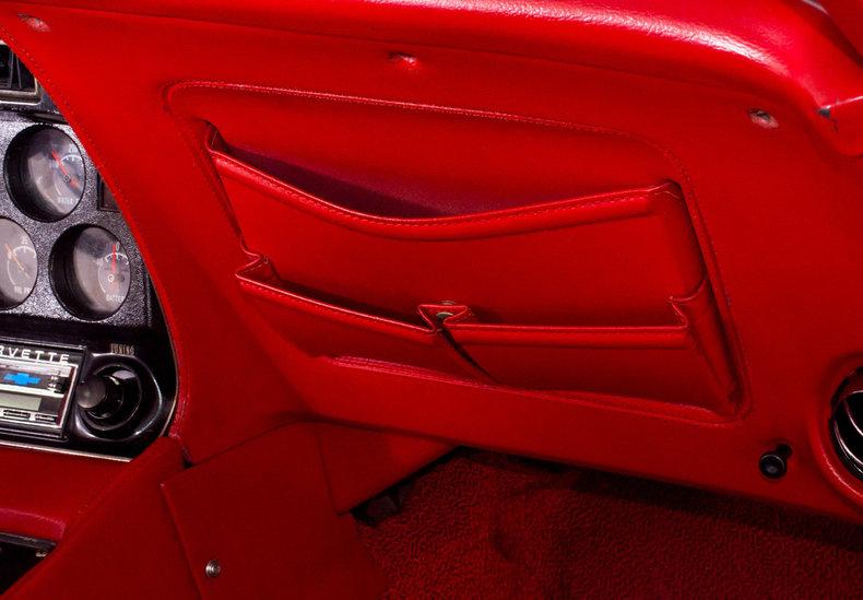 1972 Chevrolet Corvette Image 50