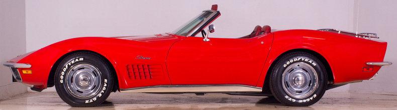 1972 Chevrolet Corvette Image 37