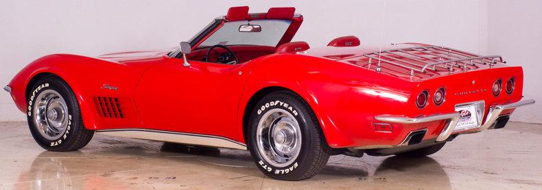 1972 Chevrolet Corvette Image 61